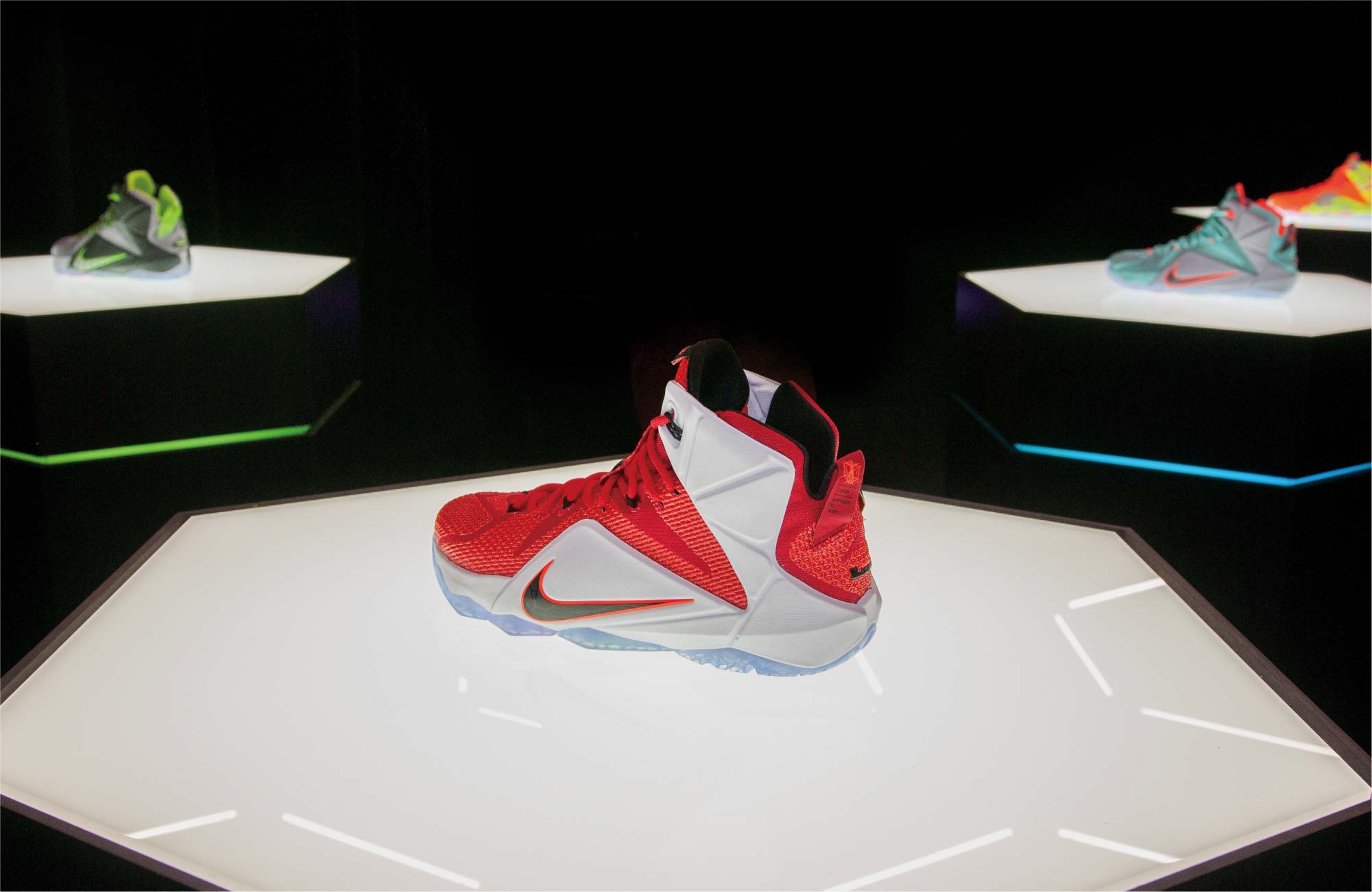 封面故事 Nike Lebron 12 設計師專訪與配色故事介紹