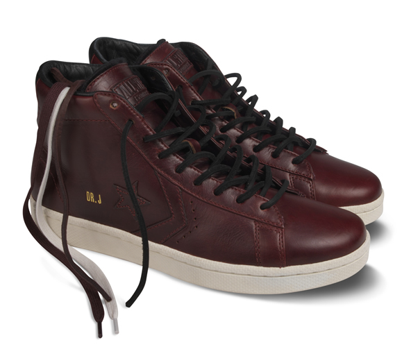 2011 Dr.J with Horween leather