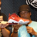 NIKE FOS現場 / Gentry Shows Air Penny V 'RED EAGLE'