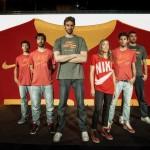 新聞速報 / Nike 與西班牙籃協簽約從 2013 年開始提供贊助