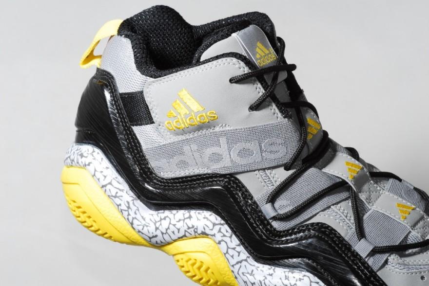 adidas top ten 2000 9 880x588 adidas TOP TEN 2000 / 全新配色湖人隊與街頭元素創造嶄新風貌