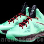 "新款速報 / ""Cutting Jade"" Nike LeBron X (GS)"