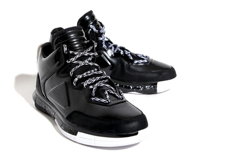 李寧 X Wade Frst signature shoe