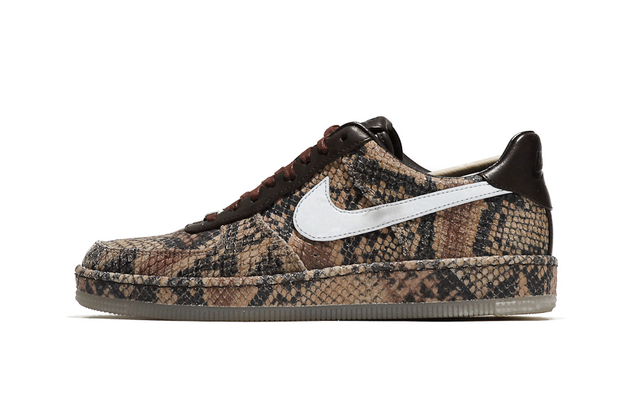 蛇出沒注意 /  AIR FORCE 1 DOWNTOWN 'Python'