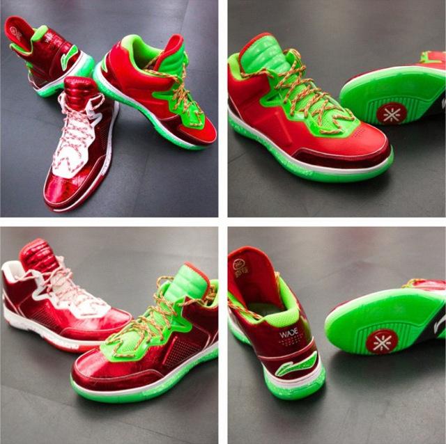 Wade shoes li ning