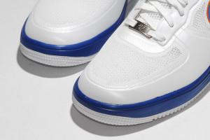 HYPERFUSE 技術製成的輕量透氣鞋面