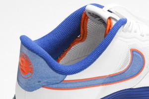 半內靴式設計加倍合腳與避免鞋舌滑移