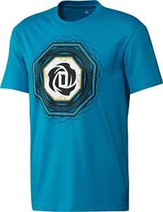 Rose T恤藍 NT1190 231x300 ADIDAS 中國年系列 / 藍金蛇鱗輝映瀲灩波光