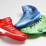 adidas 全系列產品前進 NBA 明星賽 / 尖端科技提升球星極限