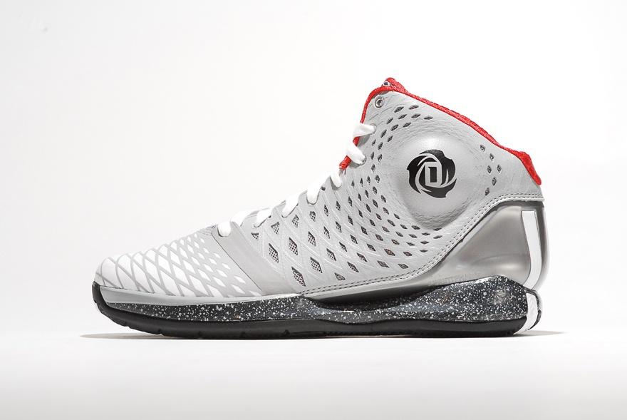 adidas rose 35 3 ADIDAS ROSE 3.5 / 沿襲優異性能 踝部保護再昇級