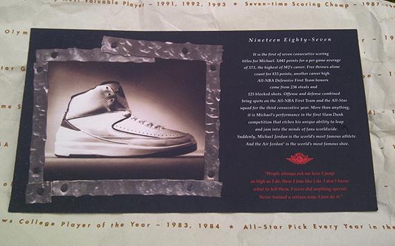 Air Jordan II – 1994,2004,,and 2007