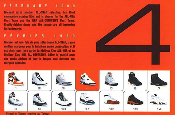 Air Jordan IV – 1999 and 2006 / 2007