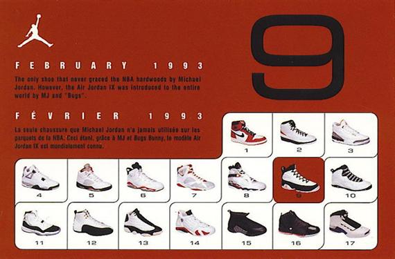 Air Jordan IX – 2002