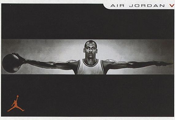 Air Jordan V – 1999 / 2000 and 2006 / 2007