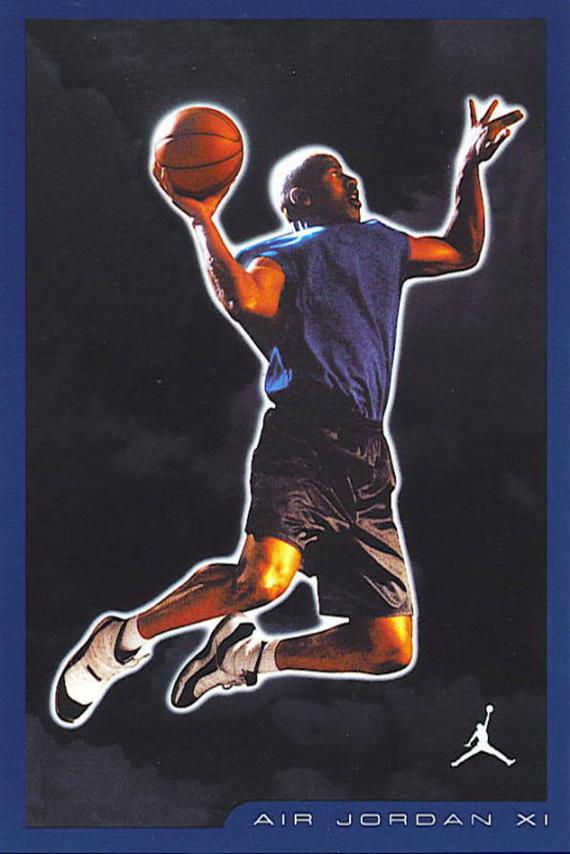 Air Jordan XI – 2001,,2003,and 2007