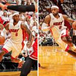 """選手實著 / LeBron James 著用 """"What the MVP"""" Nike LeBron X"""