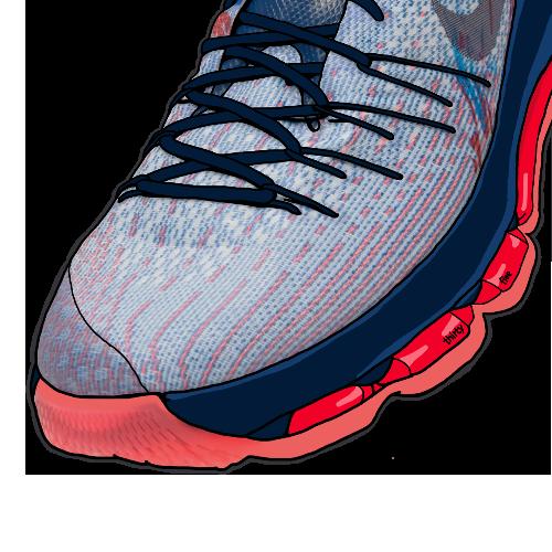 2015 Nike KD8 FlyWeave 3