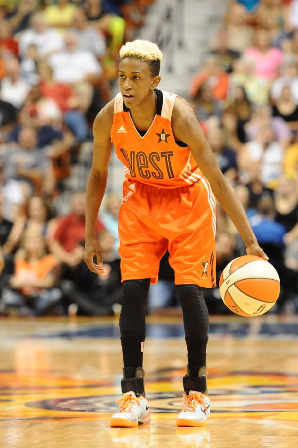 super popular 49017 027ab Danielle Robinson – Nike Kobe 8 System All-Star PE