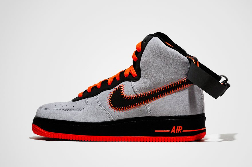 "Nike Air Force 1 Hi CMFT ""Baltimore"""