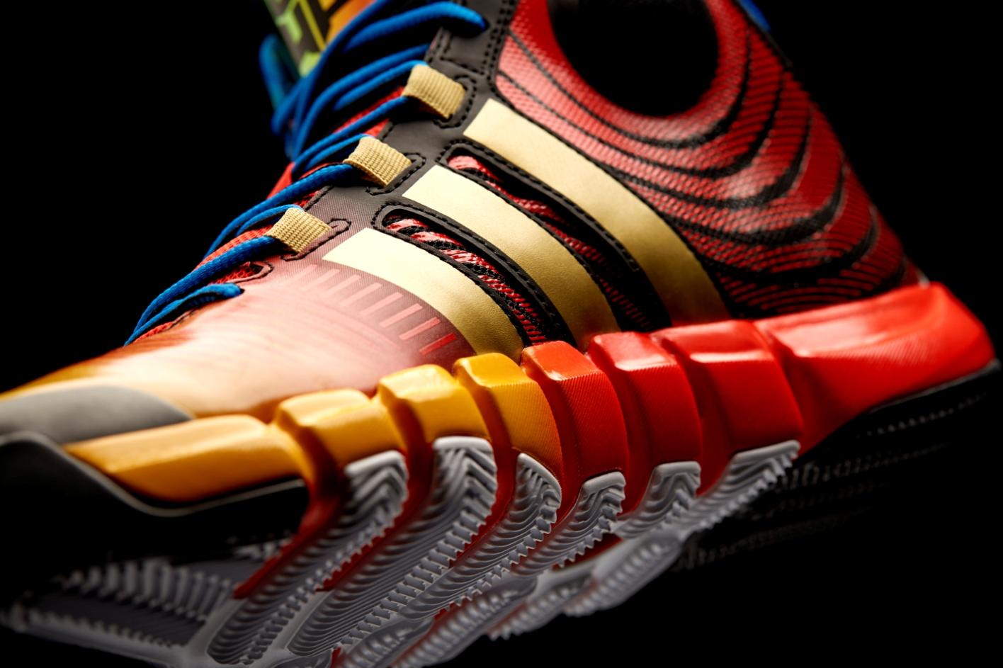 adidas D Howard 4鞋款搭載adidas Crazyquick科技元素