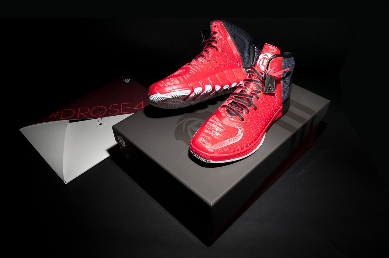 ADIDAS D ROSE 4 KENLU 1 of 1""