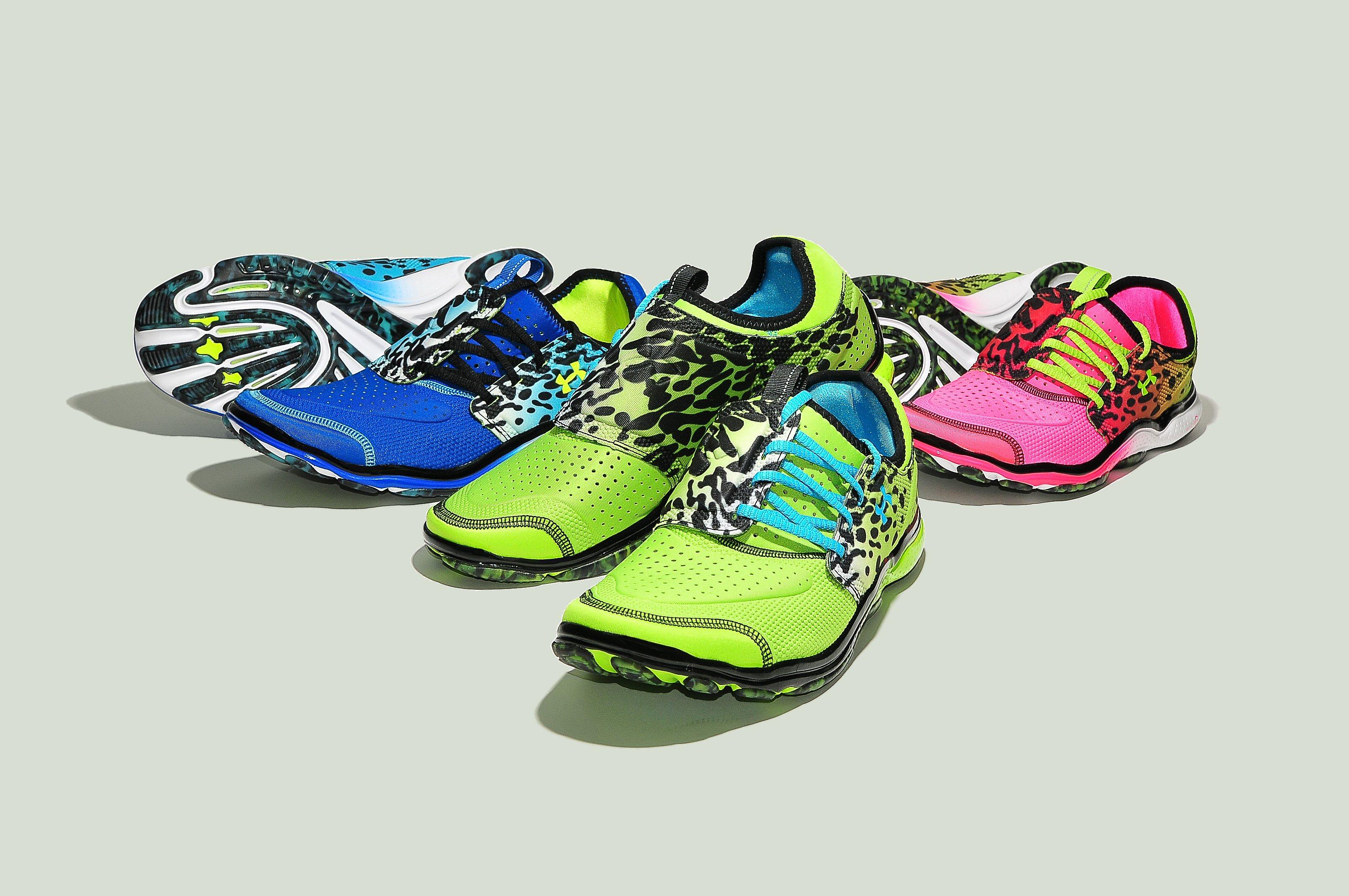 tania wyprzedaż usa style mody oryginalne buty UNDER ARMOUR TOXIC SIX / 跑道上的輕快毒蛙– KENLU.net