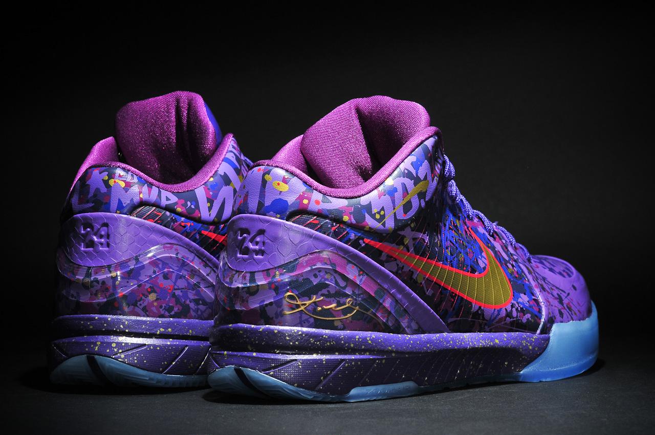 What The Kobe 4