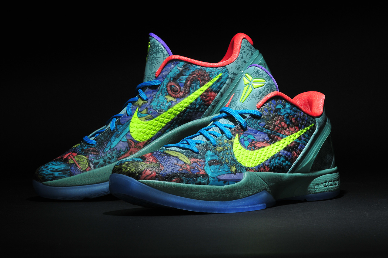 Kicksology The Most Important Sneakers of Kobe Bryants