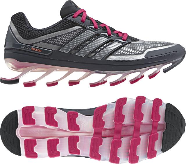 官方新聞 / adidas 發表革命性刀鋒鞋款 Springblade