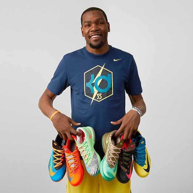 Kevin Durant 2013-14