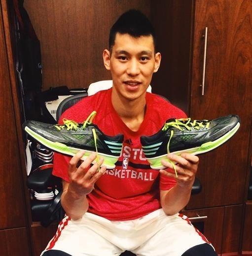 选手实著 林书豪 Jeremy Lin 本季 adidas 战靴回顾