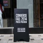 城市體驗 / Converse 首爾 2014 秋季媒體預覽 首日現場回顧