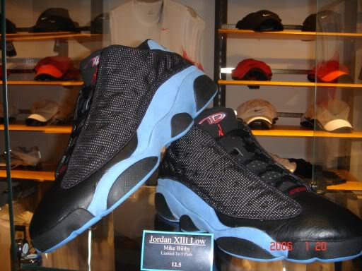 mike-bibby-air-jordan-xiii-13-low-sacramento-kings-hardwood-classic ... 364c1f657ba8