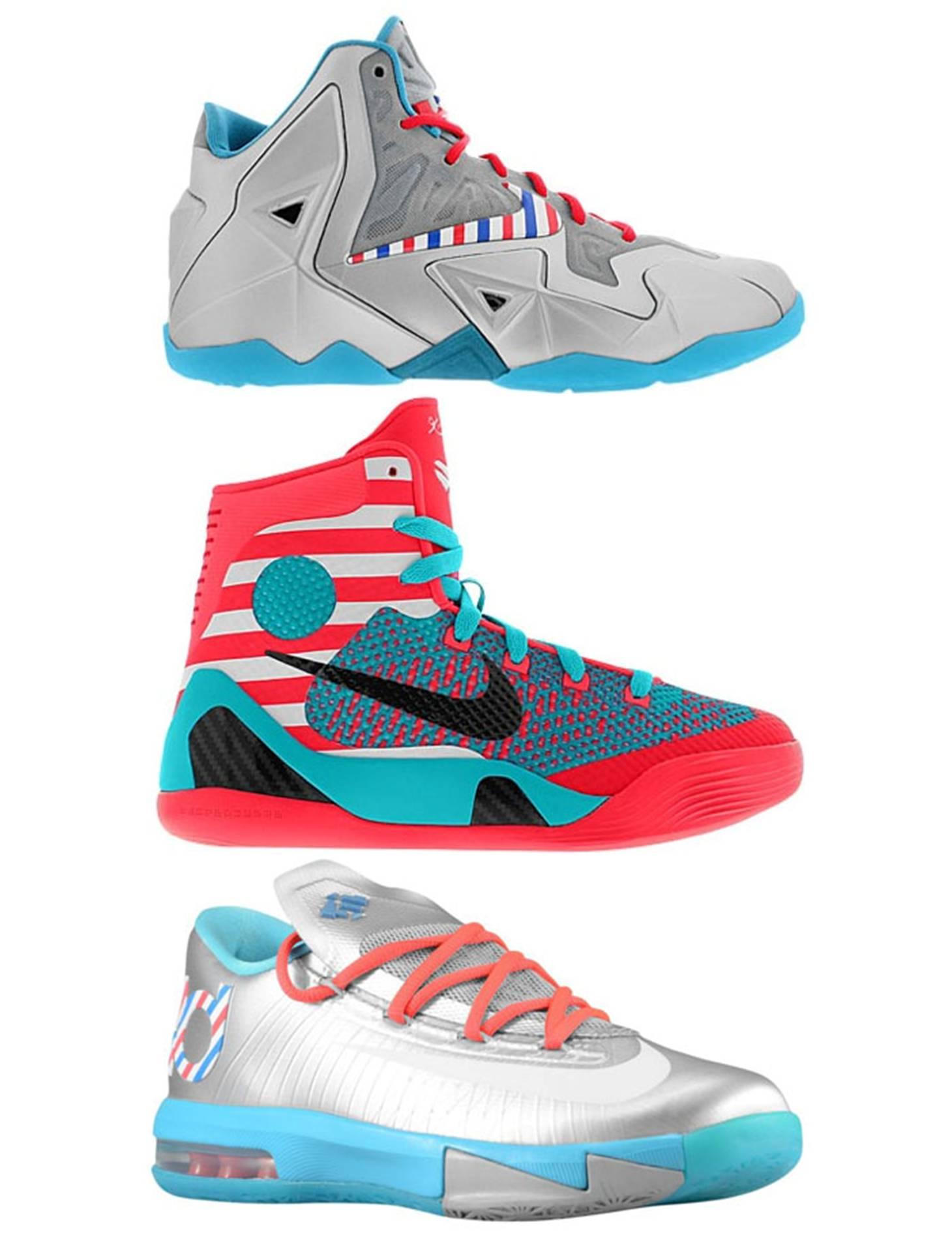 "premium selection 296d2 601a2 新聞速報  Nike Basketball GS ""Barbershop""系列– KENLU.net"