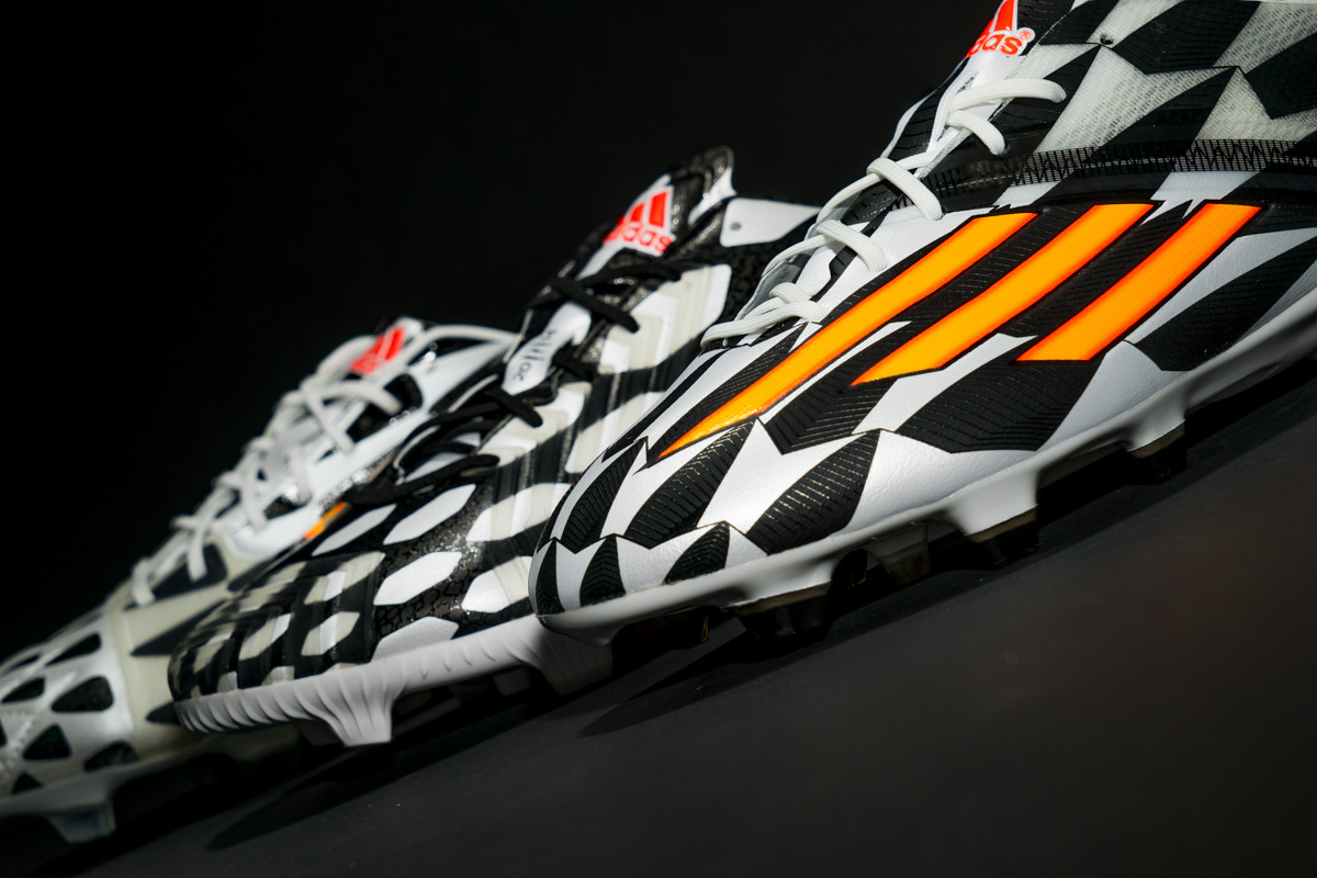 adidas Soccer Cleat Battle Pack