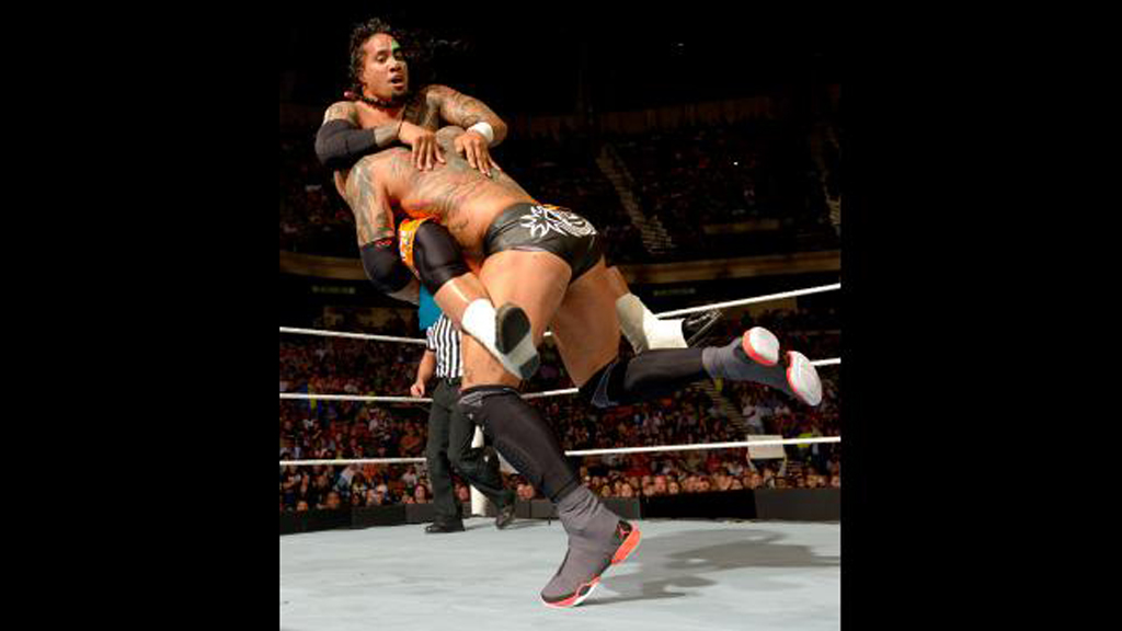 Batista Raw Randy Orton The Usos Air Jordan