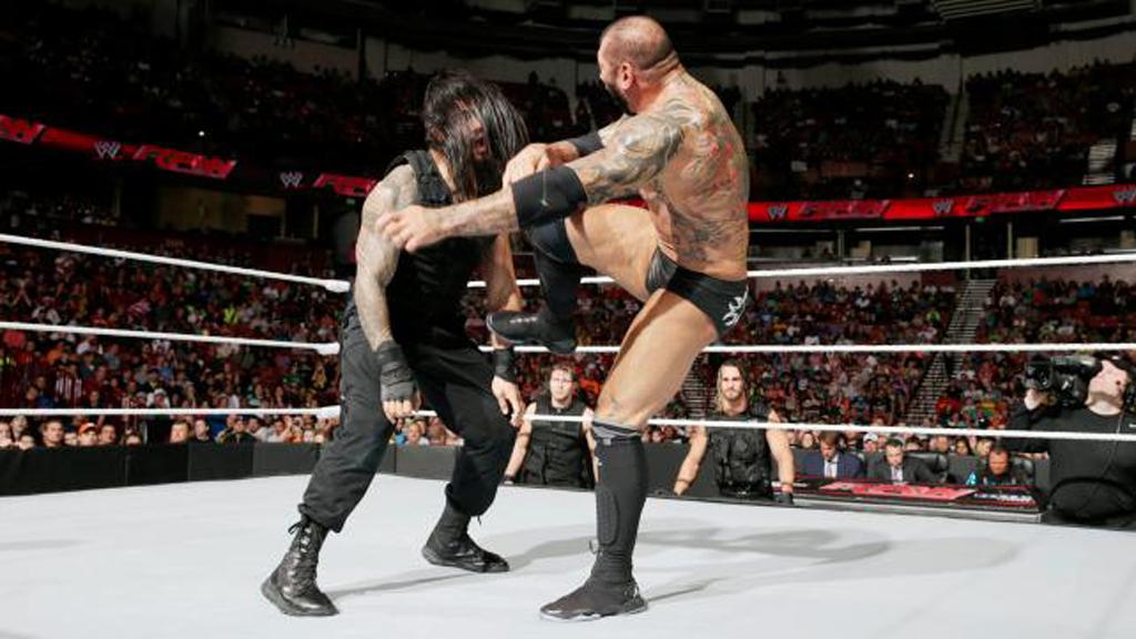 Batista Raw Roman Reigns Air Jordan Xx8 Black