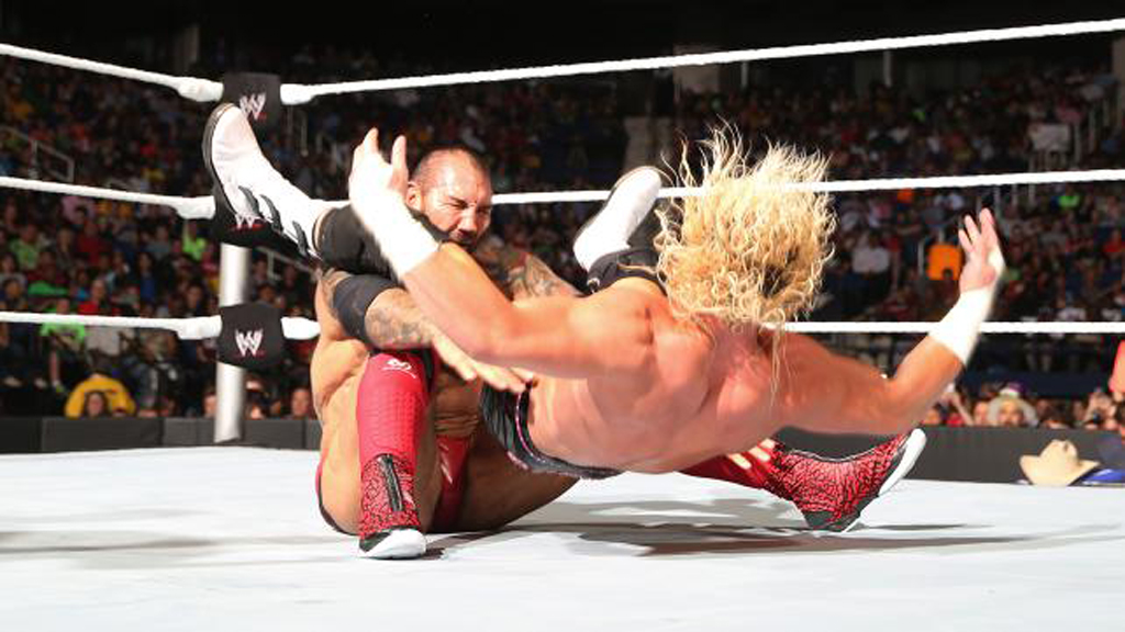 Batista Smackdown Dolph Ziggler Air Jordan Xx8 Red