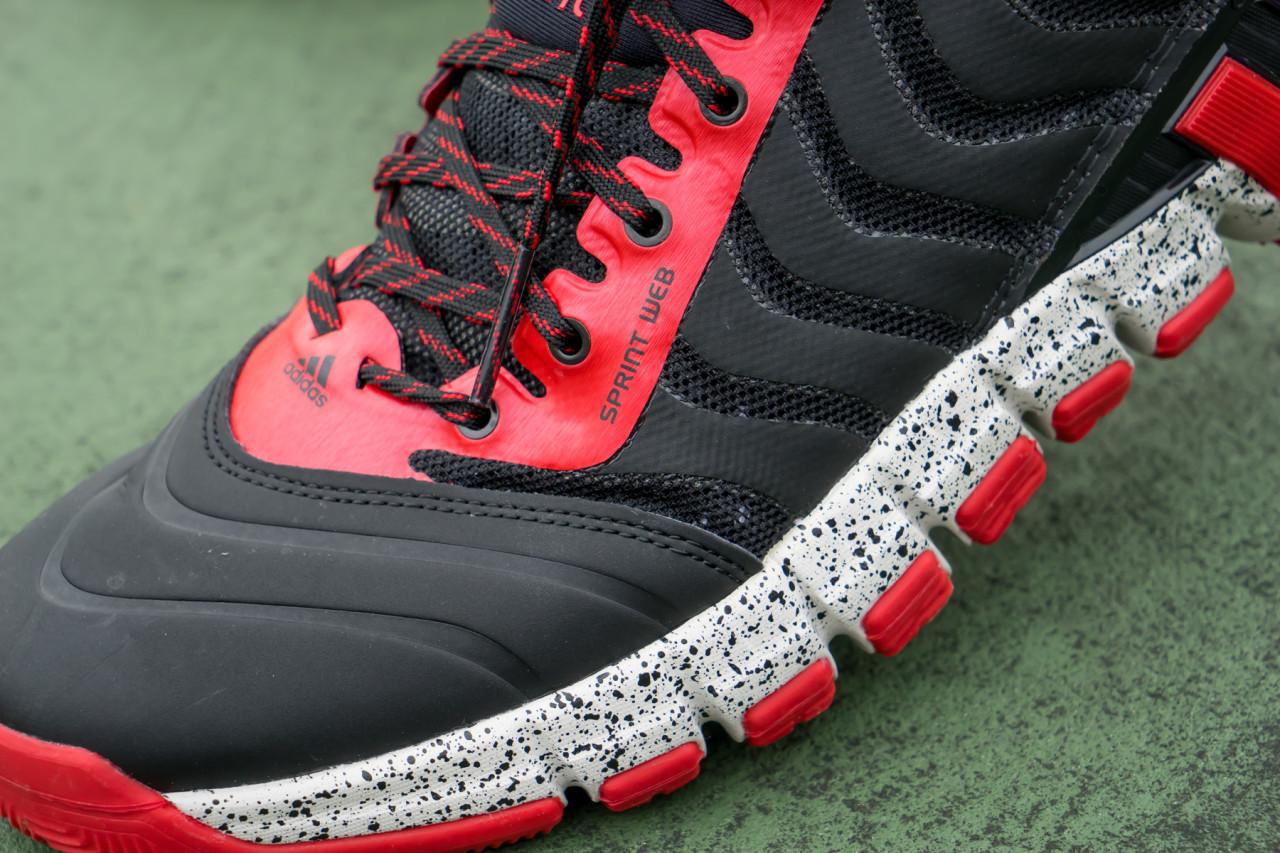 阿迪达斯篮球鞋quick-adidas Crazyquick 2 Low 实测林书豪战靴性能