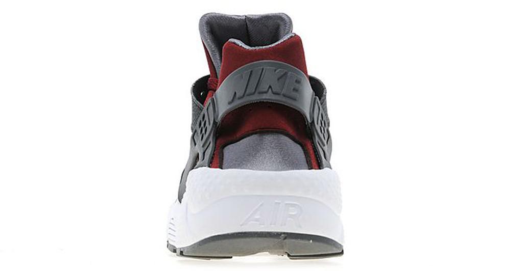 ... nike air huarache black red jd sports 7
