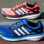 新聞速報 / adidas Energy Boost 2 'Blue & Red'