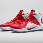 官方新聞 / Nike 籃球發表 LEBRON 12 HRT OF A LION 配色