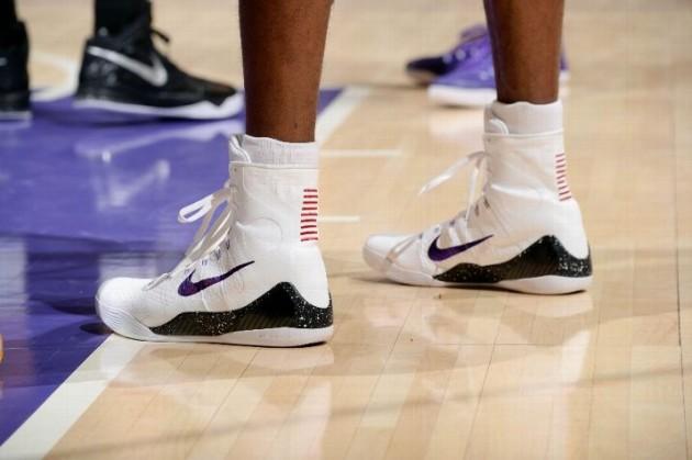 Kobe Bryant - Nike Kobe 9 Elite PE