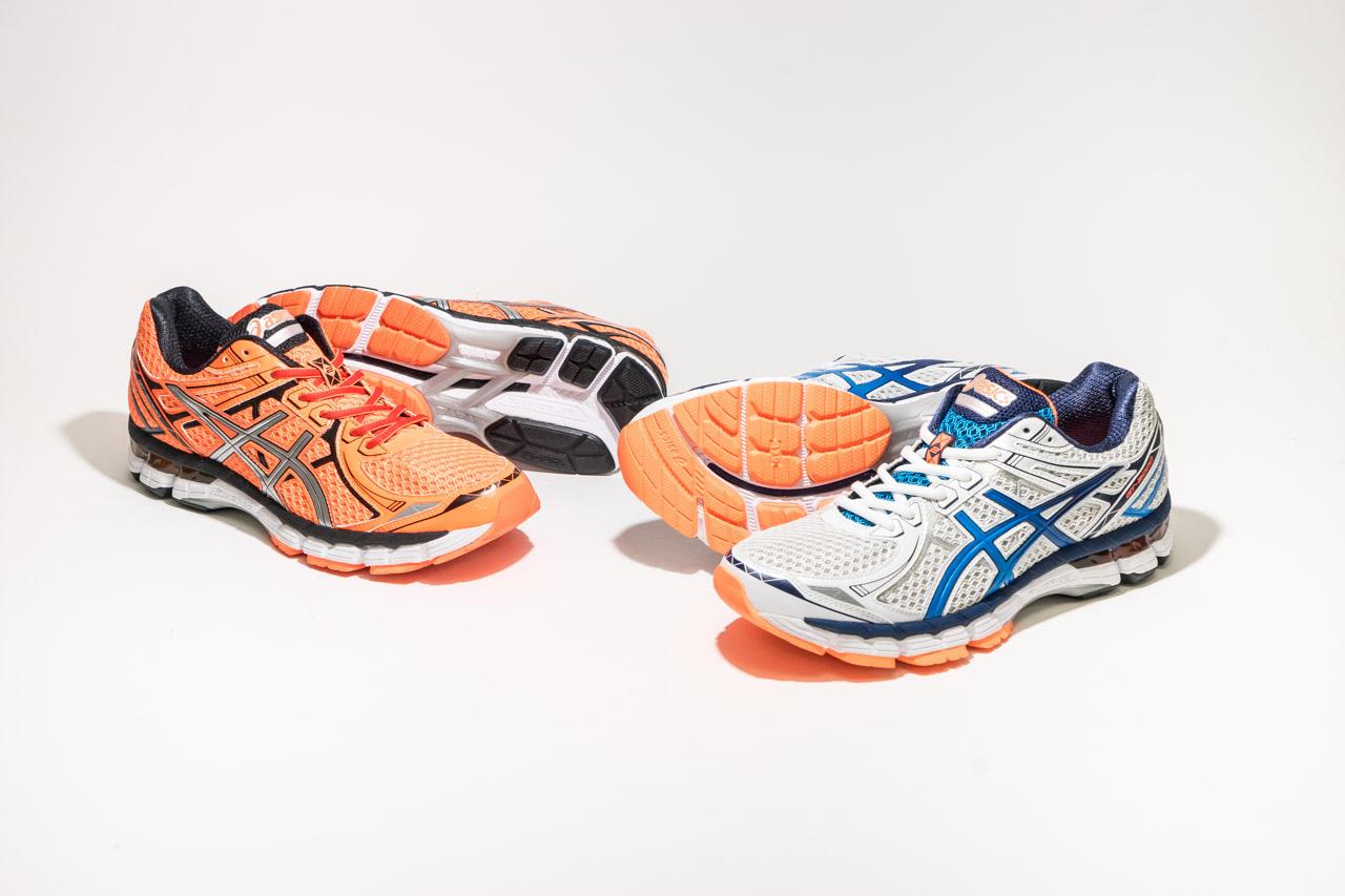ASICS GT-2000 2 / 延續優良血統的高支撐跑鞋