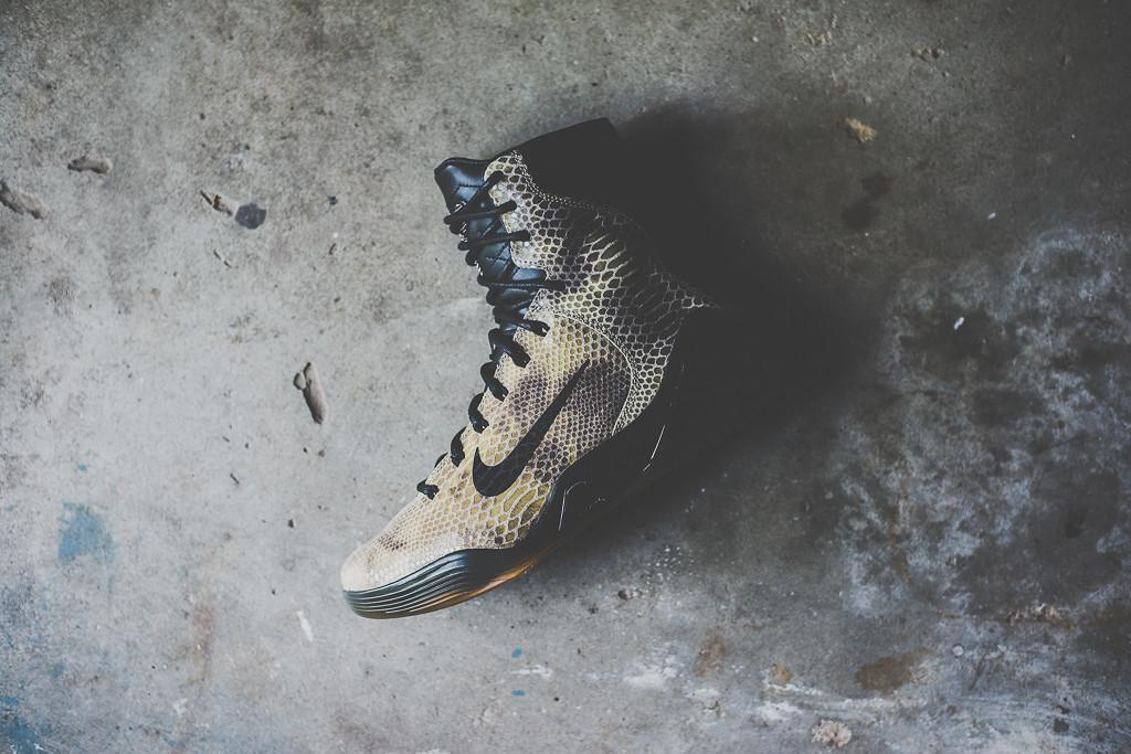 新聞速報 / Nike Kobe IX High EXT QS