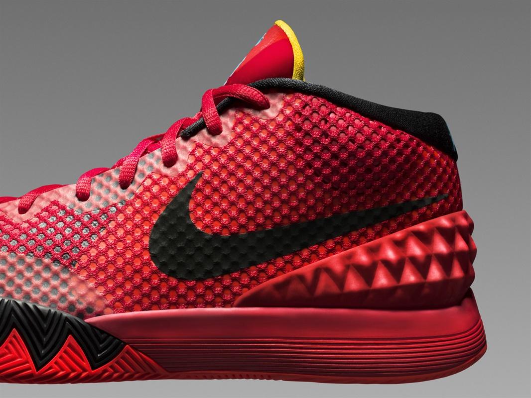 官方新聞 / Nike 發佈 KYRIE 1 青少年版 專為下一代運動員打造