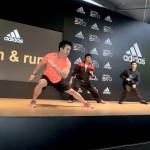 勘履直擊 / 三大球星齊聚 adidas Running EXPO 跑步博覽會