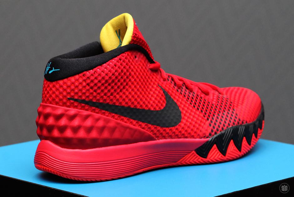 新聞速報 / Nike Kyrie 1 'Deceptive Red' – KENLU.net