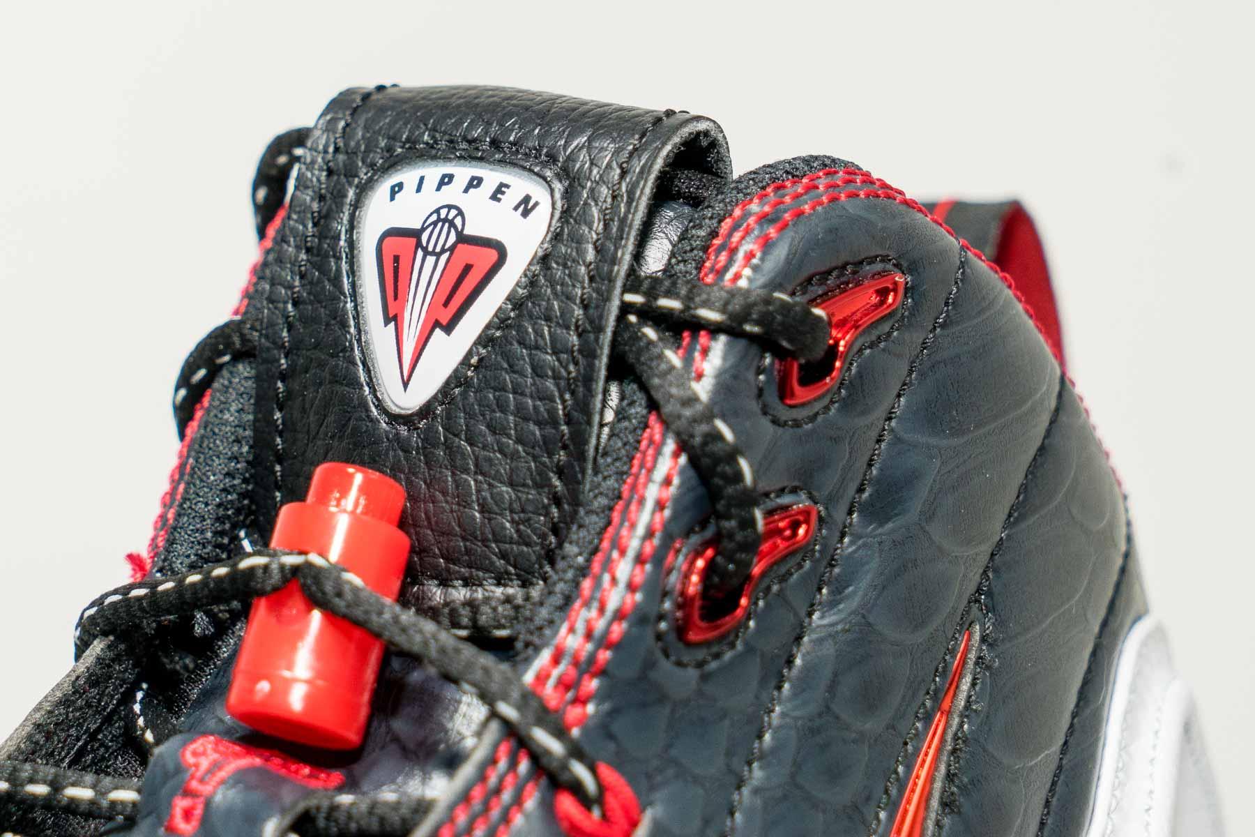 勘履訪客 / Nike Air Pippen 6 鑄刻於鞋身的光榮記憶