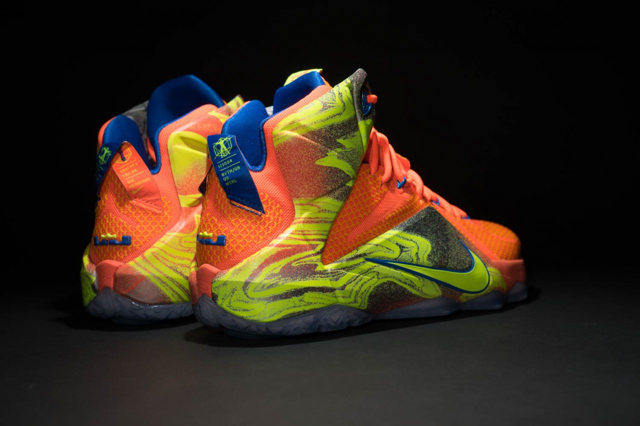 lebron 12 six meridians - photo #22